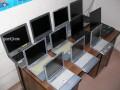 收购废旧电脑主机淘汰电脑回收废旧显示器ups电源