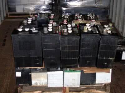 中山市板芙UPS电池上门回收,电池回收电话,电池上门回收