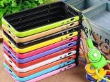 批发iphone6 Plus硅胶边框4.7 5.5外壳苹果六手机