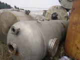 通化转让二手40吨不锈钢储罐