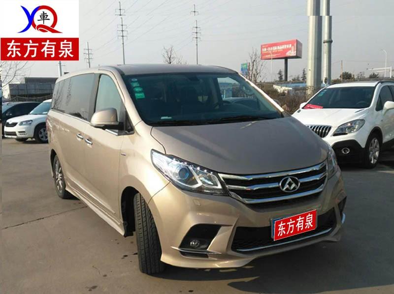出售七座大空间商务车:大通G10自动旗舰版,较高配,可贷款