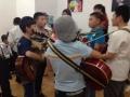 苏家屯教乐器卖乐器,吉他古筝架子鼓小提琴钢琴