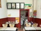 城阳旺角盈利快餐店转让、人流量大、客源稳定