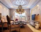 漯河瑞贝卡小区欧式三室两厅装修案例--漯河同创装饰公司