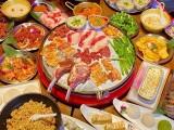 一对一韩式烤肉培训