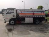 合肥东风小多利卡5吨加油车全新已上户的油槽车5吨油罐车出售