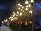 上海普陀梦幻灯光节美轮美奂引爆春季