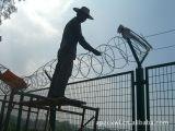 河北胜迈生产监狱安全防爬隔离栅围网