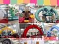 郑州翔宇气模,专业气模生产厂家,生产灵棚牌坊门等