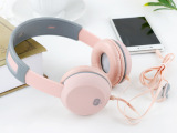 头戴式大耳麦 高音质盒装耳包式耳机 学生