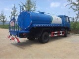 山西全新国五免征5-25吨洒水车厂家直销