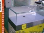 烟柜展示柜玻璃柜台厂家生产制作,不锈钢手机柜台新款制作