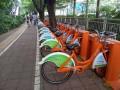 法瑞纳公共自行车租赁智能系统技术一流国内领先