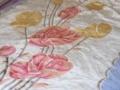 全新毛毯双面立体印花,决明子枕