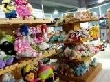 悦乐玩具公司 称斤批发毛绒类库存玩具
