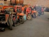 高价回收搅拌机,铲车,三轮车,发电机