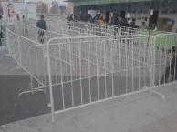 新乡活动围栏出租/白色铁马护栏租赁
