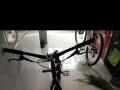 全新的自行车