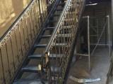 北京丰台区钢梯制作楼梯扶手旋转楼梯弧形楼梯厂家