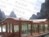 欢迎订做各类木船/画舫船/双层画舫/大型船