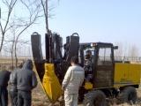 挖树机工厂
