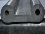 河北衡水闸门水封 P型橡胶止水带 橡胶止水带
