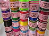 中国结手工DIY红绳中国结绳批发厂家直销超低价爆款 美丝牌7号线