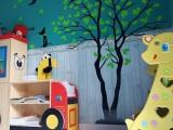 天津河东后广场开办幼儿托管机构洋扬幼儿园孩子们的乐园欢迎对比