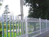 PVC草坪护栏塑钢围墙护栏变压器护栏厂家批发