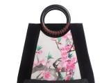 女士手提包,真皮手包,品牌女包厂家玫瑰有约招商加盟