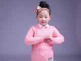 2015爆款儿童针织衫保暖羊绒大小中儿童装批发冬季加厚长袖童毛衣