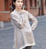 秋冬孕妇装新款长袖毛衣外套 韩版孕妇纯色