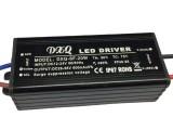 升压20WLED防水电源12-24V太阳能dc-dc恒流驱动