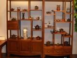 株洲高价收购交趾黄檀红木家具老雕花二手红木家具回收