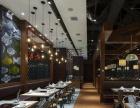 重庆双桥主题餐厅装修 特色餐饮店设计 时尚餐厅专业设计