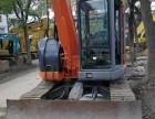 湘潭个人一手进口日立75挖掘机整车原版,性能可靠