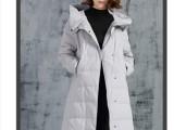 北京品牌 墨布语 羽绒服 保暖性强 好货都是长款