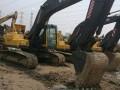二手挖掘机沃尔沃240新款,价格适中,看上的老板联系!