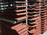 赤峰彩石金属瓦轻钢别墅瓦 屋面翻新改造瓦镀铝锌彩石瓦