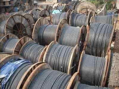 湖滨北路二手电缆上门回收,废旧电缆电线回收