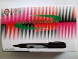 记号笔红色黑色远创油性笔上海批发销售