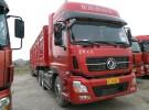 公司二手货车 一年的东风天龙420马力雷诺机可分期付款1年15万公里28.8万
