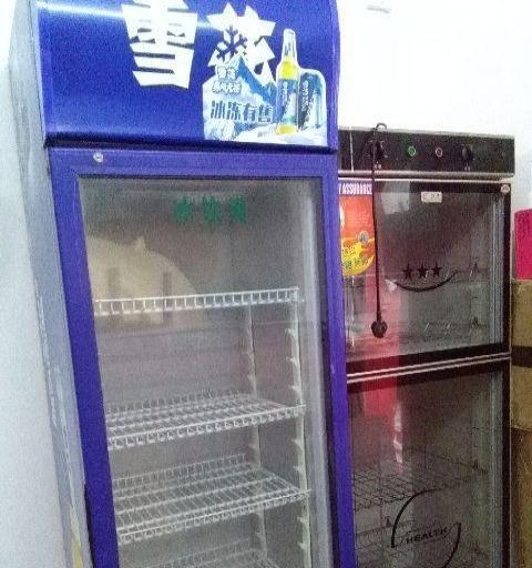 展示冰柜600出,消毒柜400出,还有置...