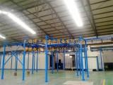 自动铝型材喷涂设备生产线 博兰德制造畅销海内外60多个地方