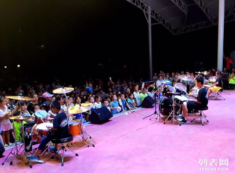 节奏之旅珍珠鼓俱乐部 英国RSL北京方庄地区**教学合作单位
