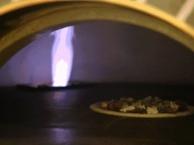 果木披萨烤炉 华腾厨具