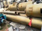 济宁二手蒸发器供应商,二手80平方不锈钢冷凝器