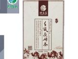 泾阳茯茶手筑茯砖茶煜盛茗茯茶