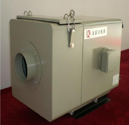 双极离子净化装置.纳米驻电极净化器