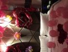 气球场景布置宝宝宴,个性婚礼气球布置